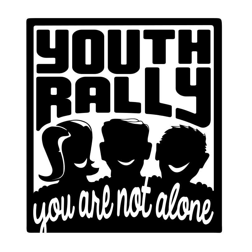 youth rally logo